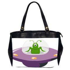 Ufo Office Handbags (2 Sides)