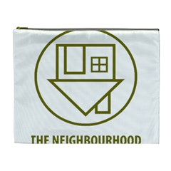 The Neighbourhood Logo Cosmetic Bag (xl)