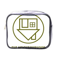 The Neighbourhood Logo Mini Toiletries Bags