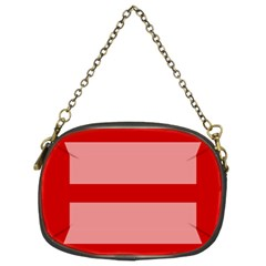 Marriage Equality Chain Purses (two Sides)