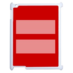 Marriage Equality Apple Ipad 2 Case (white)