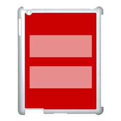 Marriage Equality Apple Ipad 3/4 Case (white)