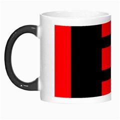 Master Slave Flag Morph Mugs