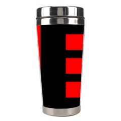 Master Slave Flag Stainless Steel Travel Tumblers