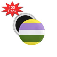 Bin 1 75  Magnets (100 Pack)