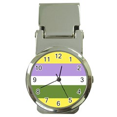 Bin Money Clip Watches
