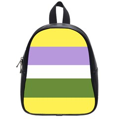 Bin School Bag (small)