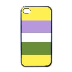 Bin Apple Iphone 4 Case (black)