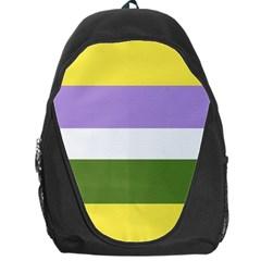 Bin Backpack Bag
