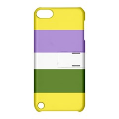 Bin Apple Ipod Touch 5 Hardshell Case With Stand