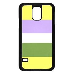 Bin Samsung Galaxy S5 Case (black)