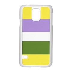 Bin Samsung Galaxy S5 Case (white)