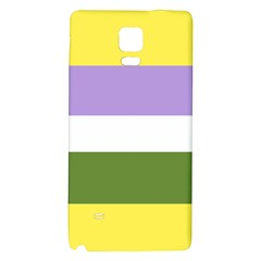 Bin Galaxy Note 4 Back Case