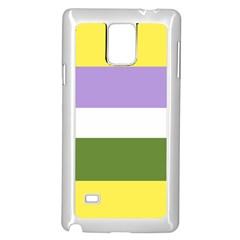 Bin Samsung Galaxy Note 4 Case (white)