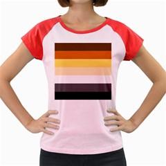 Brownz Women s Cap Sleeve T Shirt
