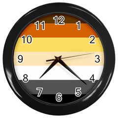 Brownz Wall Clocks (black)
