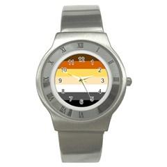 Brownz Stainless Steel Watch