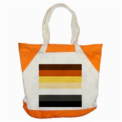 Brownz Accent Tote Bag