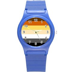 Brownz Round Plastic Sport Watch (s)