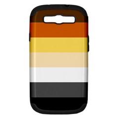 Brownz Samsung Galaxy S Iii Hardshell Case (pc+silicone)