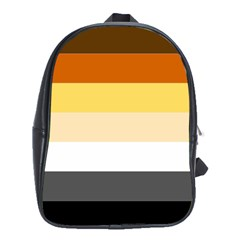 Brownz School Bag (xl)