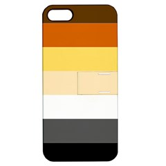 Brownz Apple Iphone 5 Hardshell Case With Stand