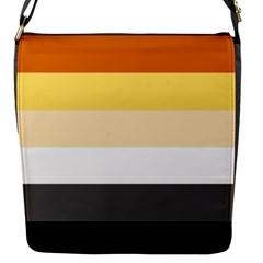 Brownz Flap Messenger Bag (s)