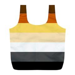 Brownz Full Print Recycle Bags (l)