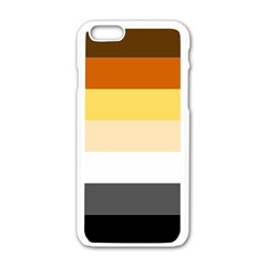Brownz Apple Iphone 6/6s White Enamel Case