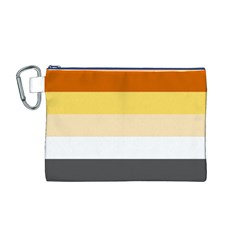 Brownz Canvas Cosmetic Bag (m)