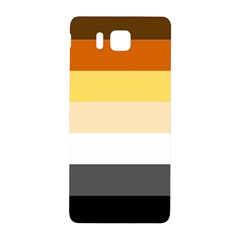 Brownz Samsung Galaxy Alpha Hardshell Back Case