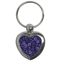 Floral Key Chains (heart)