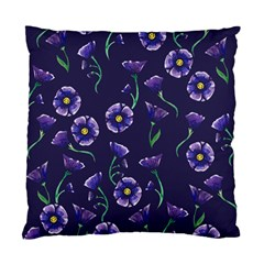 Floral Standard Cushion Case (one Side)