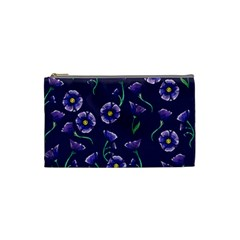 Floral Cosmetic Bag (small)
