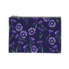 Floral Cosmetic Bag (large)