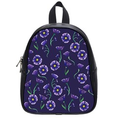 Floral School Bag (small)