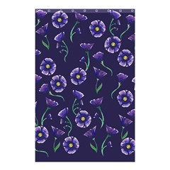 Floral Shower Curtain 48  X 72  (small)