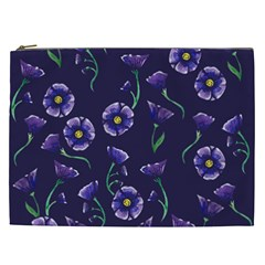 Floral Cosmetic Bag (xxl)