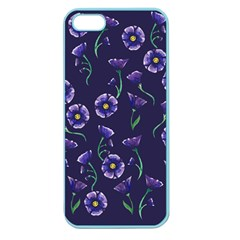 Floral Apple Seamless Iphone 5 Case (color)