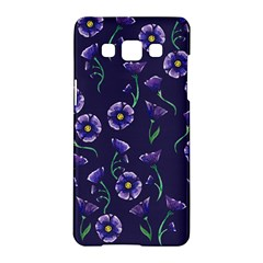 Floral Samsung Galaxy A5 Hardshell Case