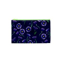 Floral Cosmetic Bag (xs)