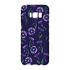 Floral Samsung Galaxy S8 Hardshell Case