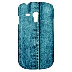 Denim Jeans Fabric Texture Galaxy S3 Mini