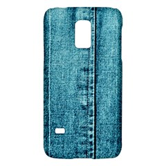 Denim Jeans Fabric Texture Galaxy S5 Mini