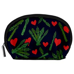 Asparagus Lover Accessory Pouches (large)