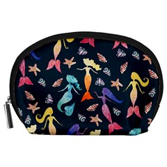Mermaids Accessory Pouches (large)