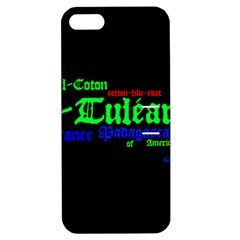 Coton De Tulear Mashup Apple Iphone 5 Hardshell Case With Stand