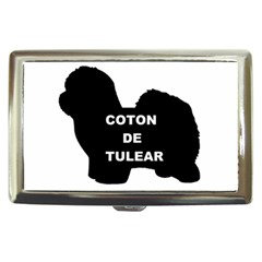 Coton De Tulear Name Silo Cigarette Money Cases