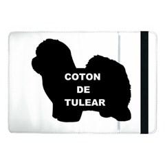 Coton De Tulear Name Silo Samsung Galaxy Tab Pro 10 1  Flip Case