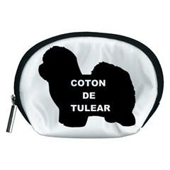 Coton De Tulear Name Silo Accessory Pouches (medium)